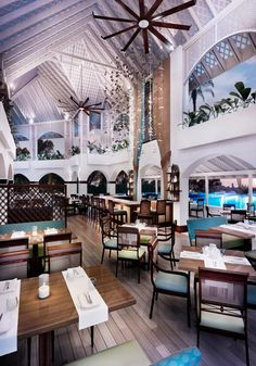 A new look for Colony Club, Barbados, just spent a week there and would def recommend