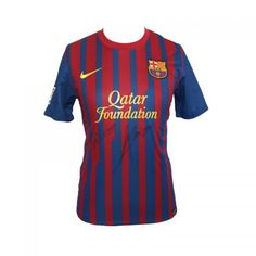 Lionel Messi and Andrés Iniesta Front Signed Barcelona Home Jersey - Sports  Memorabilia Barcelona Players 4adcc701c