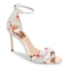 529f8c043 Women s Ted Baker London Charv Sandal ( 135) ❤ liked on Polyvore featuring  shoes