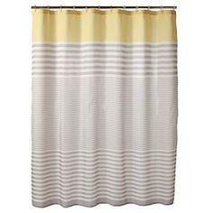Apt. 9 Optica Stripe Shower Curtain   From Kohls