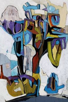 "Saatchi Art Artist Chase Langford; Painting, ""Honolulu --- SOLD"" #art"