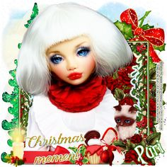 "MI RINCÓN GÓTICO: CT for Lil Mz´s Brainstorms, """"Christmas Moments """""