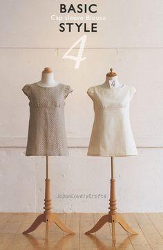 Sewing Recipe Yoshiko Tsukiori Japanese by JapanLovelyCrafts