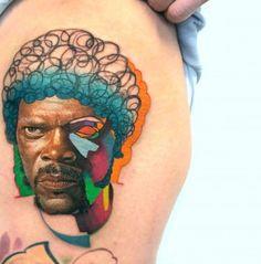 Remixing Reality: Dzikson Wildstyle Tattoos