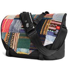 335560c9f027 Ethnotek Vietnam 2 laptop compatible messenger bag