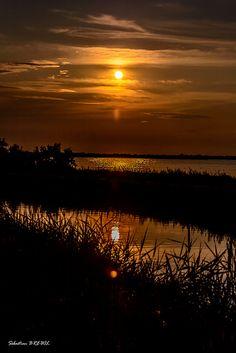 Couché de soleil | Flickr - Photo Sharing!