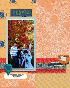 Using Enchanting Autumn Bundle