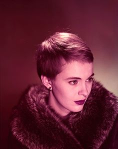 Jean Seberg. Photo by Peter Basch.
