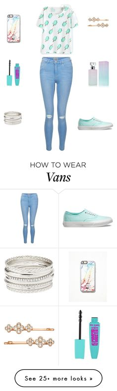 """""""Untitled #148"""" by keyling99 on Polyvore featuring New Look, Vans, Henri Bendel, Free People, Calvin Klein and Charlotte Russe"""