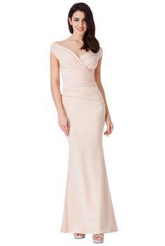 ed49fab00b BARDOT PLEATED MAXI DRESS – Stilicity