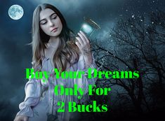 Buy Your Dreams For Just 2 Bucks???