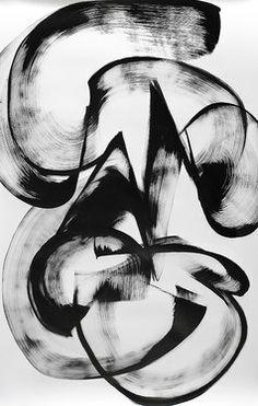 "Saatchi Art Artist Thomas Hammer; Drawing, ""Annularia (66"" x 42"")"" #art"
