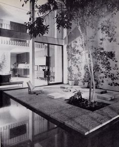 b22-design:  Opdahl House - Long Beach - by Edward Killingsworth - 1957