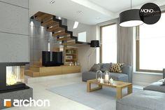Projekt domu Dom w mango 2 - ARCHON+