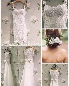 Le Baobab SS18 #bride #weddingdress #weddingday #sposa #altasartoria #abitodasposa Lace Wedding, Wedding Day, Wedding Dresses, Le Baobab, Bride, Instagram, Fashion, Pi Day Wedding, Bridal Dresses