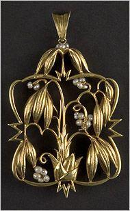 Wiener Werkstätte jewelry - Neue Galerie - Art - Review - New York Times