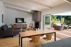 Contemporary Living Rooms Living Rooms And Natural On