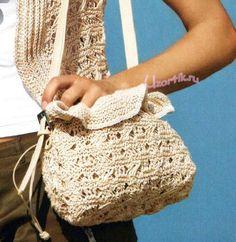 Вязание бесплатные схемы - сумки, чехлы | Узорчик.ру