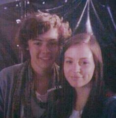 Harry and Gemma. 11/April/2010. 4 years ago.