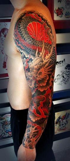 90 Japanese Dragon Tattoo Designs For Men Manly Ink Ideas 90 Japanese Dragon Tattoo Designs For Men Manly Ink Ideas. 90 Japanese Dragon Tattoo Designs For Men Manly Ink Ideas. Red Dragon Tattoo, Dragon Tattoos For Men, Dragon Sleeve Tattoos, Japanese Dragon Tattoos, Tattoos Skull, Japanese Sleeve Tattoos, Dragon Tattoo Designs, Tattoo Japanese, Body Tattoos