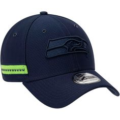 timeless design 33db5 ffec9 Men s Seattle Seahawks New Era College Navy Kickoff Reverse 39THIRTY Flex  Hat, Your Price   31.99