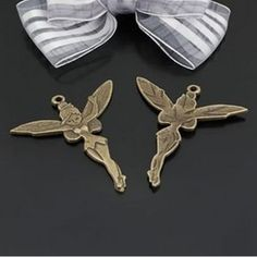 10pcs Fashion charms alloy jewelry angel charm by aliyafang, $8.00