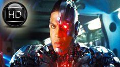 Justice League: Cyborg Sneak Peek 2017 / Official Trailer HD