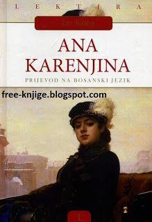 Lav Tolstoj Ana Karenjina PDF E-Knjiga Download ~ Besplatne E-Knjige