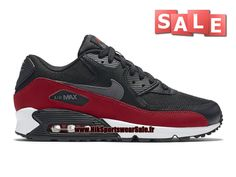 Nike Air Max 90 Essential - Chaussure Nike Sportswear Sale Pour Homme Gris…