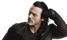 Hobbit star Luke Evans swaps the valleys for the Shire | Film ...  I lied. THIS is Elijah Delapsus. Yes. Mmhmm.