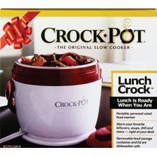 Crock Pot The Original Slow Cooker Lunch Crock