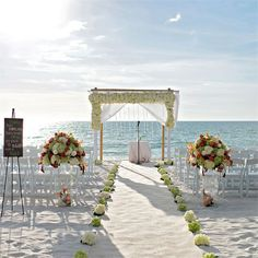 Beach Wedding  - Beach Wedding - Wedding-photosstyles Photos
