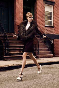 Ashley Smith by Alexander Neumann for <em>Vogue Mexico</em>