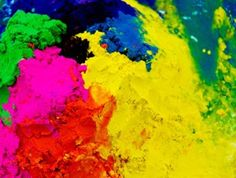 Holi is a spring festival also known as festival of colours, and sometimes festival of love. So don't ruin you and your loved ones on holi by using Chemical Colours. Only use organic colours while playing Holi.