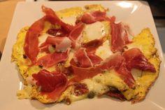 lchf omelette