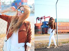 More looks by Catarina Pinto: http://lb.nu/catarinabpinto  #minimal #sporty #street #newpost #ootd #fashion #outfit