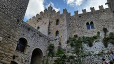 People say that Matteo Benello's ghost has been sighted several times inside this Castle...