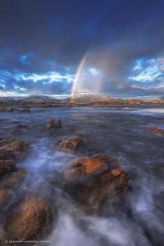 Insuledda Rainbow, sardinia, Italia, by Gabriele Careddu, on 500px.
