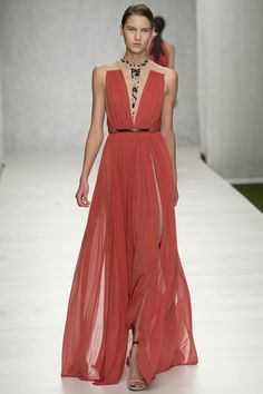 London Fashion Week, SS '14, Marios Schwab