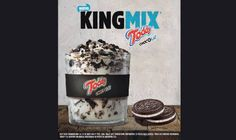 Burger King® presenta el nuevo King Mix® Toddy Chocolat