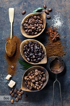 Coffee composition by klenova http://ift.tt/1GfnF1G