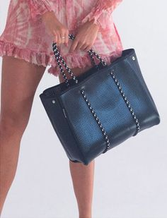 The Freddie Bag - Metallic Black Diy Handbag, Beautiful Bags, Bucket Bag, Gym Bag, Crossbody Bag, Shoulder Bag, Handbags, Accessories, Black