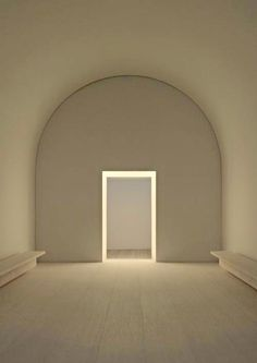 John Pawson - Novy Dvuy Monastery, commissioned by Cistercian monks in the Czech Republic.