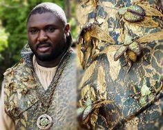 "Xaro Xhoan Daxos | These Close-Ups Of ""Game Of Thrones"" Fashion Will Take Your Breath Away"