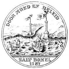 1787 patriotten zaltbommel, moed beleid en trouw