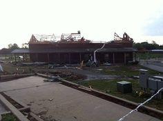 Oklahoma Horse Owners Face Tornado Devastation