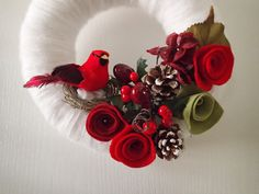 Vibrant Flower by Coco on Etsy