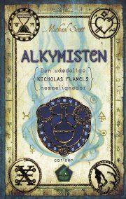 Alkymisten - Den udødelige Nicholas Flamels hemmeligheder 1 af 6