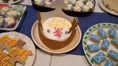 Cakes fit for a King (and guests!!)