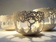 Tree bowls. // Barry Guppy